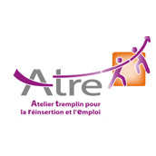 logo atelier tremplin insertion emploi