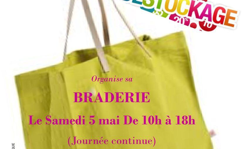 Braderie AFPE - Printemps 2018
