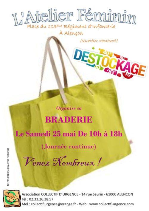 Braderie AFPE - Printemps 2019