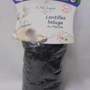 Lentilles Beluga du Perche