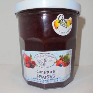 Collectif d'Urgence -Confiture de fraise
