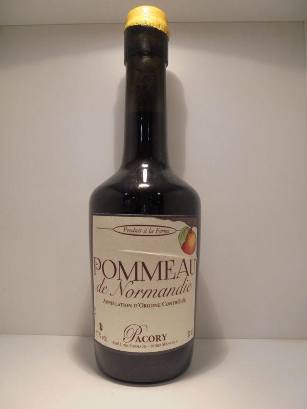 Collectif d'Urgence - Pommeau de Normandie
